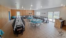 Salle de réception pour mariage et séminaires dans le Lot