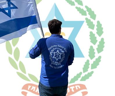 Israel for X-bogrim