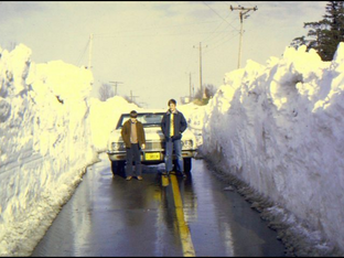 THE GREAT APRIL BLIZZARD OF '73!