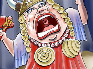 IT AIN'T OVER TIL THE FAT LADY SINGS...
