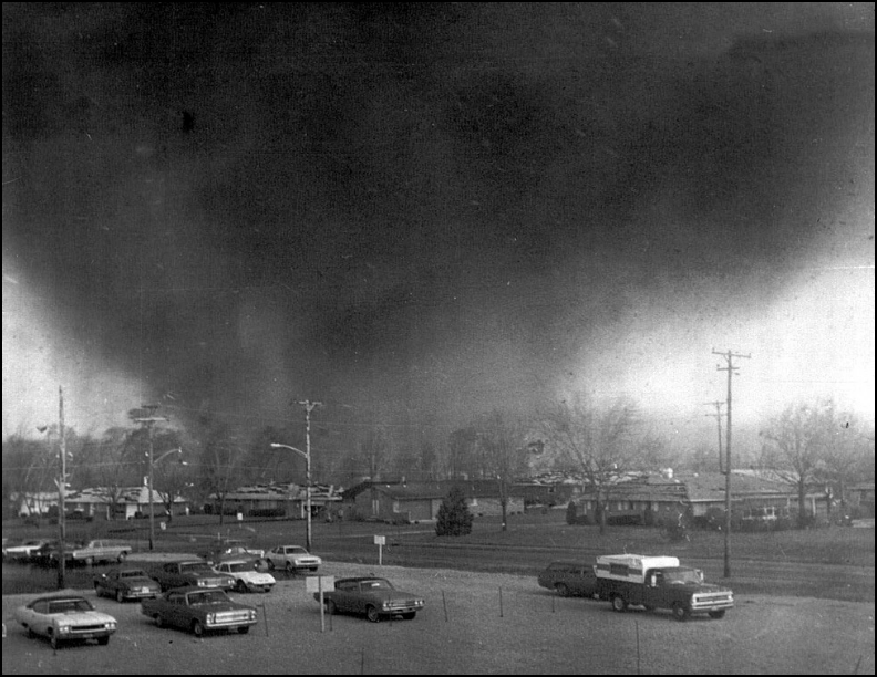 XENIA, OHIO APRIL 3, 1974