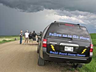 2017 T.Swails.com Into The Storm Chase: POWERED BY DAHL FORD!