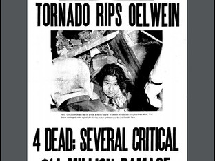 A DEADLY DAY IN IOWA WEATHER HISTORY...