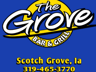 THE GROVE BAR AND GRILL...SO WORTH THE TRIP!