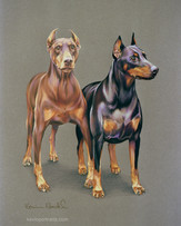 20 x 26 Two individuals (Pet)