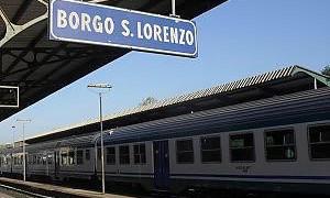 Stazione ferroviaria Borgo San Lorenzo (FI)
