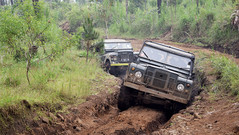 Experience off road