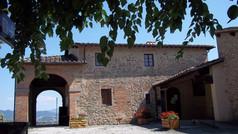 Casa di Giotto a Vicchio