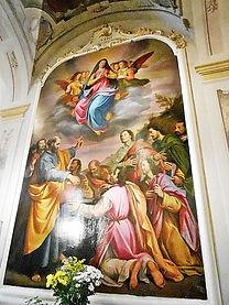 Pieve di Santa Maria a Fagna - Scaperia.