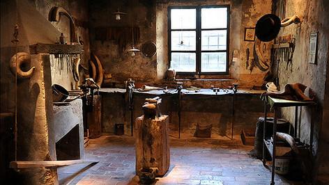 Museo ferri taglienti