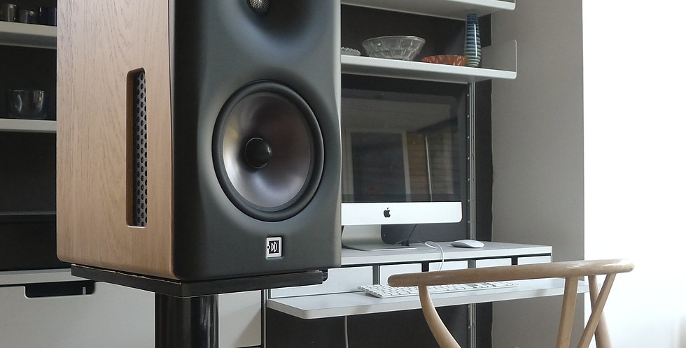 Dutch & Dutch 8c Active Speakers