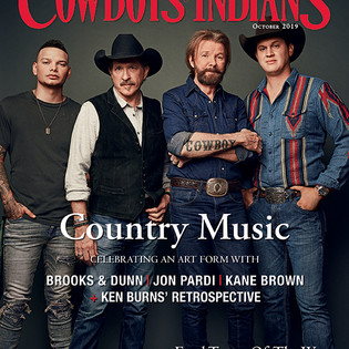 Cowboys & Indians October Edition 2019