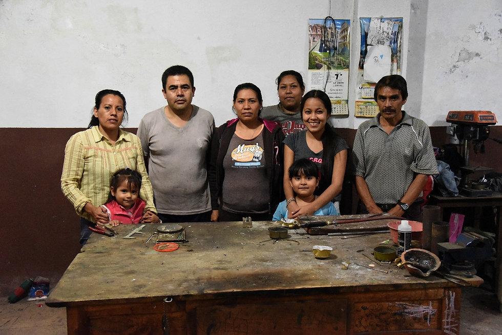 Family of artisans