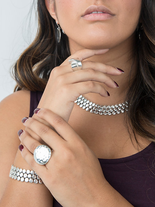 The Perfect 10 Sterling Silver Bracelet