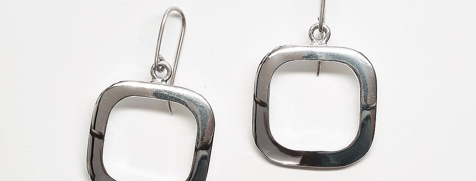 Dangle Square Earrings
