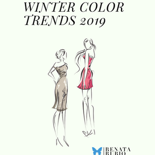 Fall/Winter 2019 Color Trends