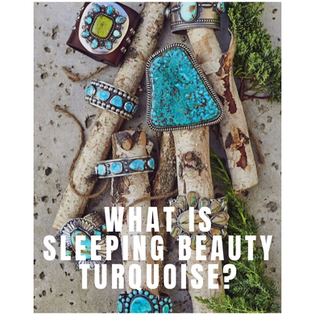 What Is Sleeping Beauty Turquoise?