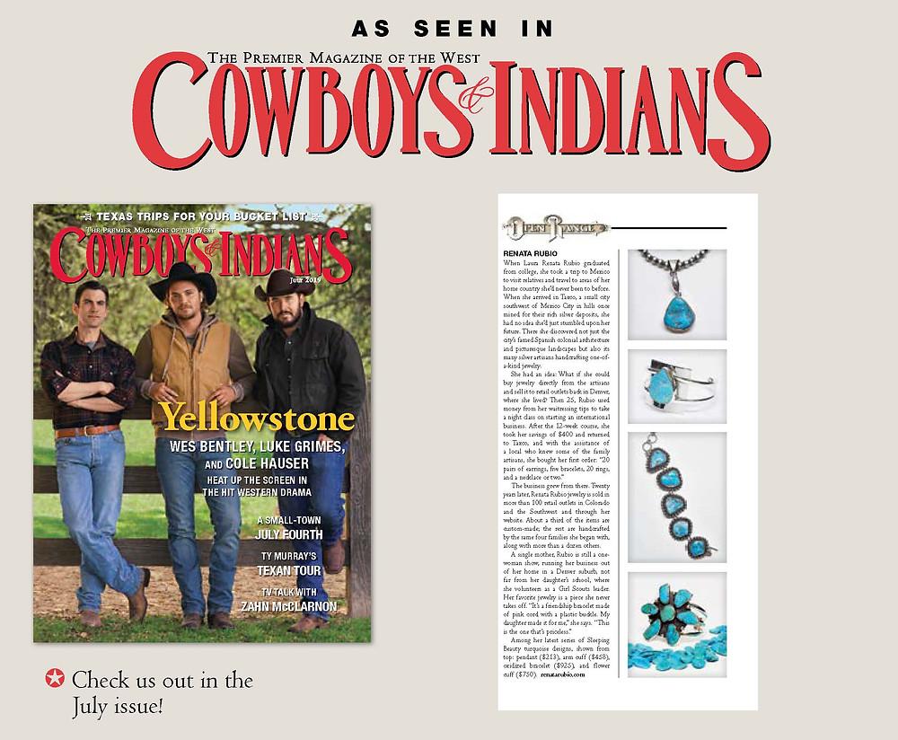 Cowboys & Indians Summer Edition