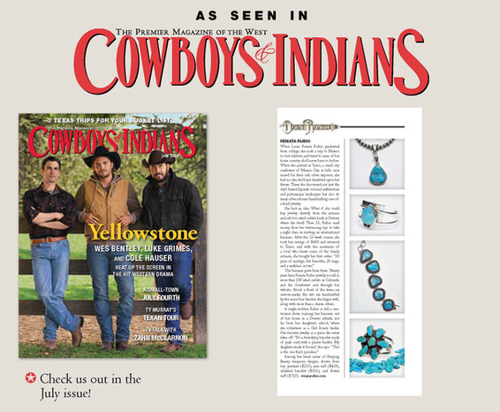 Cowboys and Indians Editorial