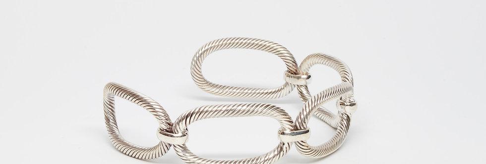 Oval Rope Cuff