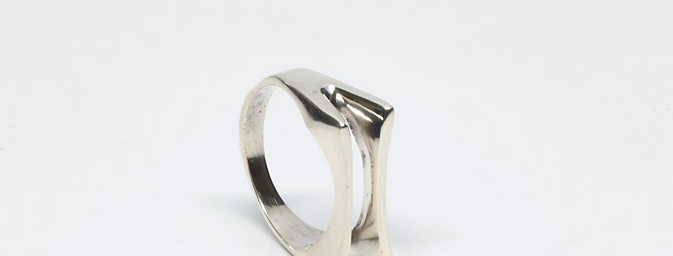 Open Rectangle Ring