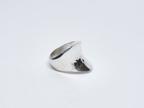 Pounded Saddle Ring