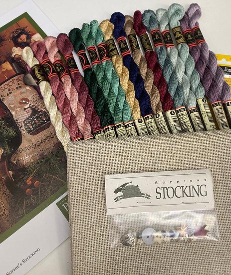 "Stocking ""Sophie"" Shepherds Bush"