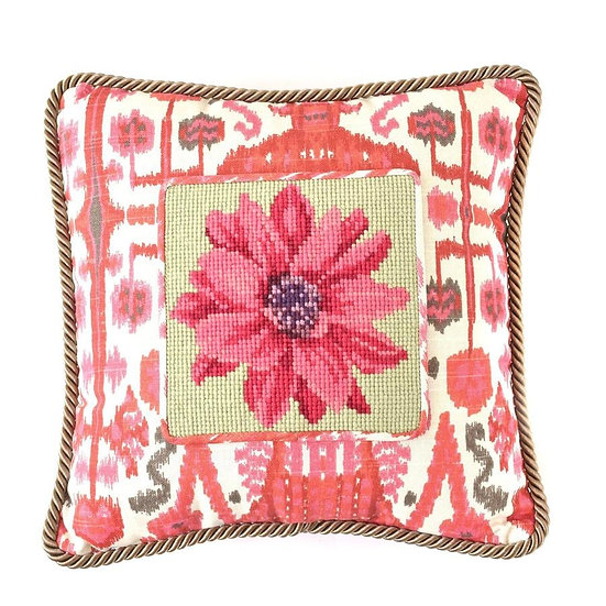 """Tapestry kit """"Mini-Dahlia"""" Elizabeth Bradley"""