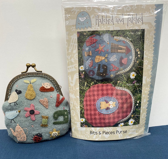 Bits & Pieces purse kits