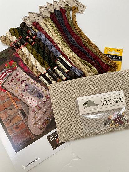 "Stocking ""Parker"" Shepherds Bush"