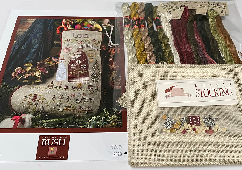 """""""Lois"""" Stocking Kit, Shepherd's Bush"""