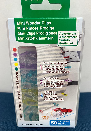Mini Wonder Clips