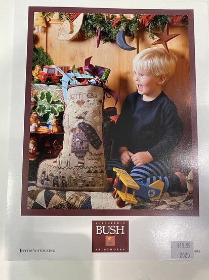 """Jeffrey"" Stocking Kit, Shepherds Bush"