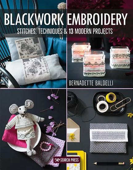 Blackwork Embroidery