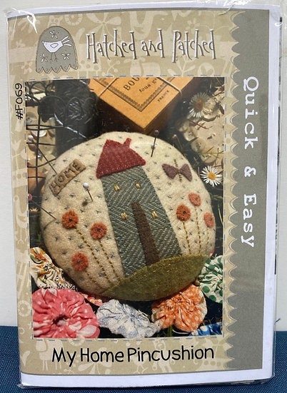 "Pincushion Kit ""My Home"""