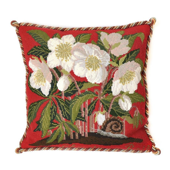 "Tapestry kit ""Christmas Rose"" Elizabeth Bradley"