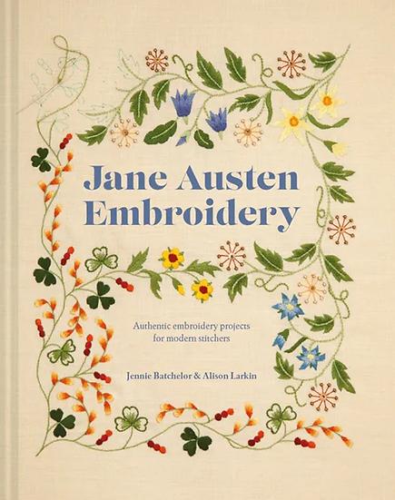 Jane Austen Embroidery
