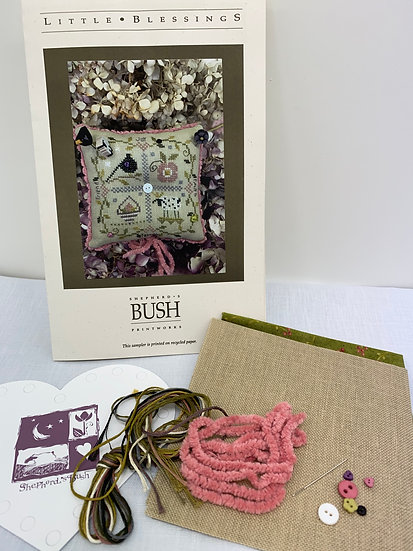 Little blessings pincushion Kit