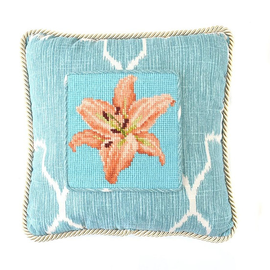 "Tapestry kit ""Mini-Lily"" Elizabeth Bradley"