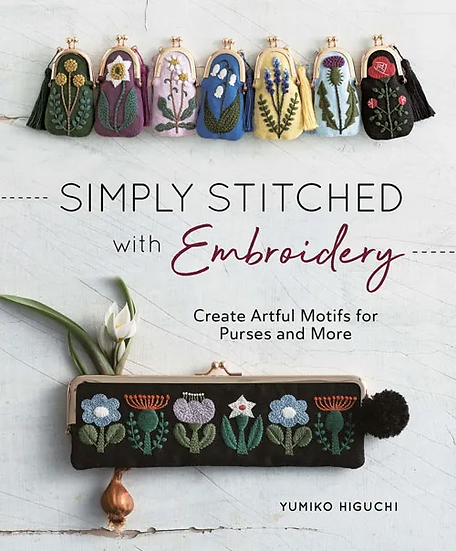 Simply Stitched with Embroidery