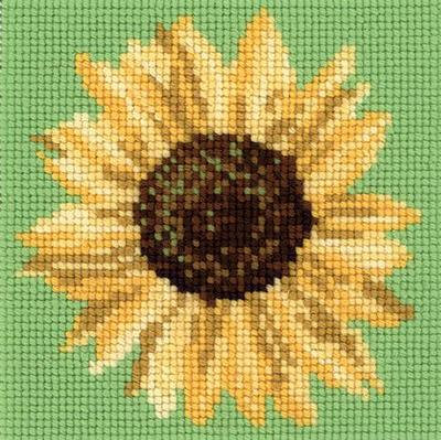 "Tapestry kit ""Mini-Sunflower"" Elizabeth Bradley"