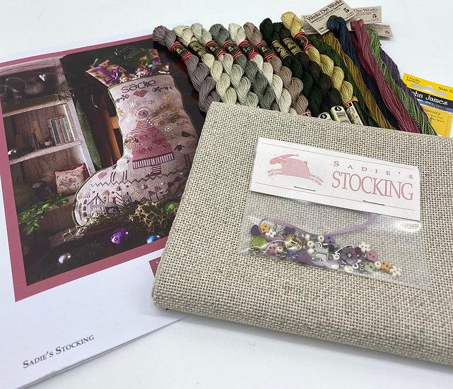 """""""Sadie"""" Stocking Kit,  Shepherds Bush"""