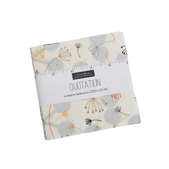 Quotation Charm Pack