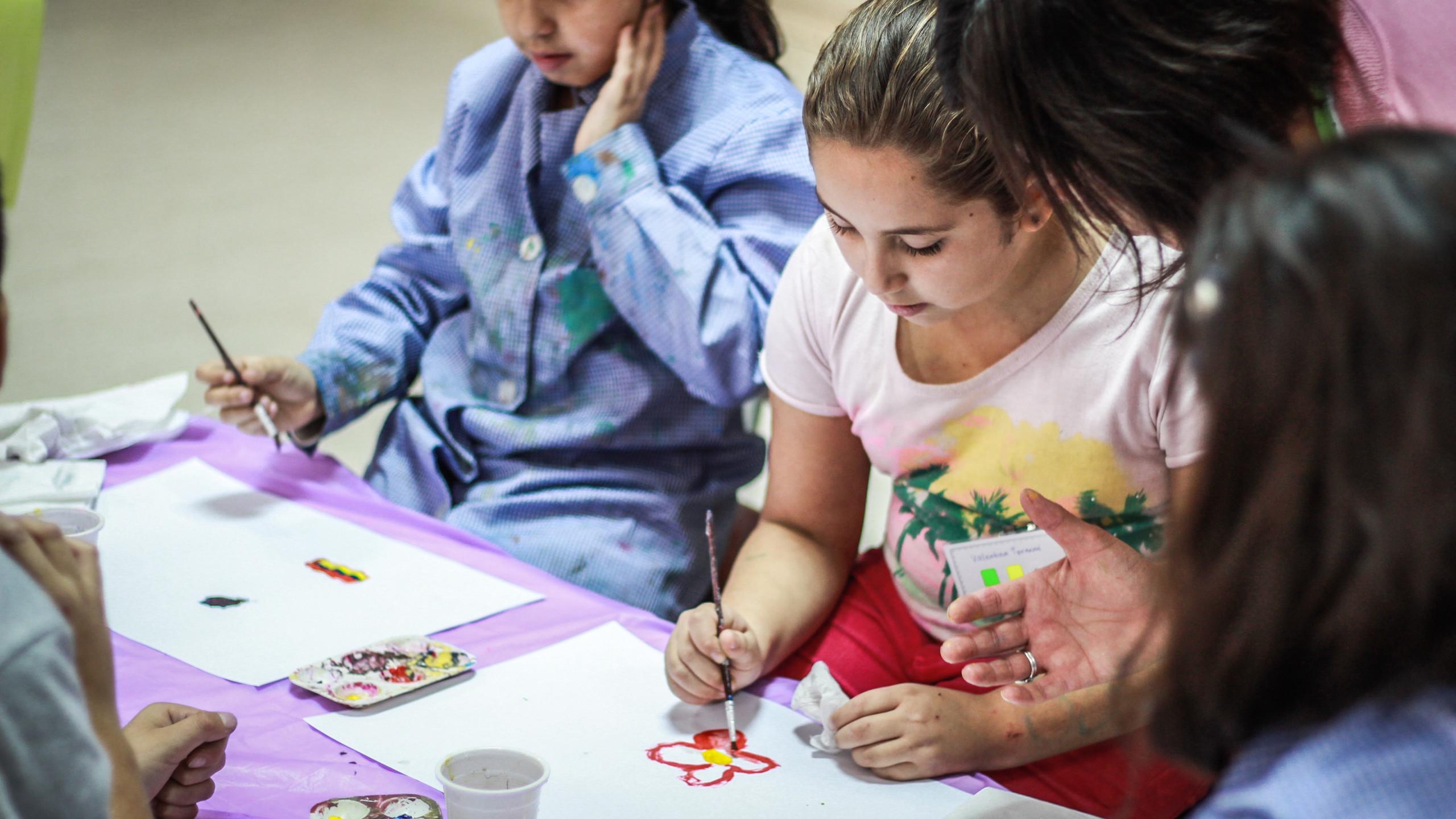 Niños y Niñas en el Arte 2016