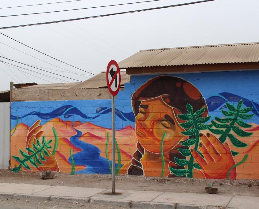 mural defensa