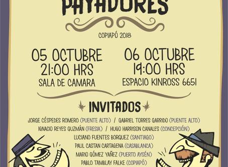 Encuentro de Payadores reunirá por décimo cuarta vez a cultores de todos el país en Copiapó