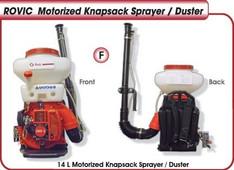 Rovic Compression Sprayer -14Lt