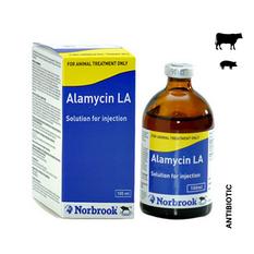 Alamycin LA 20% Injection