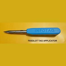 Feedlot Tag Applicator