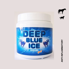 Deep Blue Ice Cooling Gel